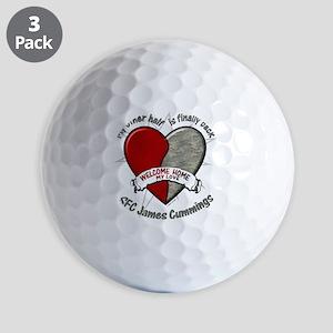 myotherhalfcarol1 Golf Balls