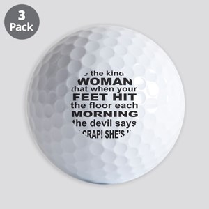 Devil_oh_crap Golf Balls