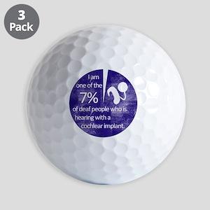 7percent-1 Golf Balls