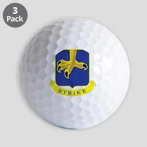 502nd Parachute Infantry Regiment Golf Balls