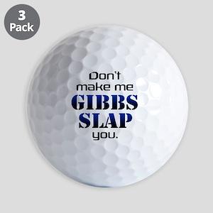 gobbs slap copy Golf Balls