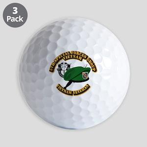 SOF - 5th SFG Dagger - DUI Golf Balls