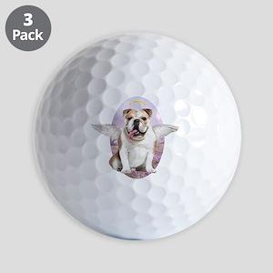 angelwithwings2 Golf Balls