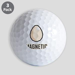 joypod magnetic Golf Balls