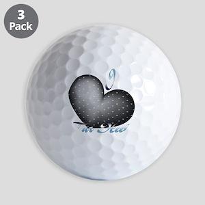 Tar-Heels Golf Balls