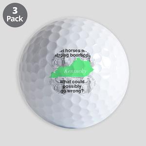 Kentucky Golf Balls