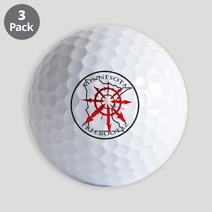 Minnesota Freebootaz Golf Balls