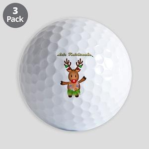 melekalikimaka12 Golf Balls