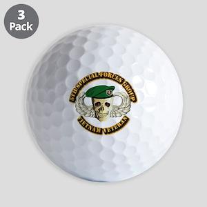 5th SFG - WIngs - Skill Golf Balls