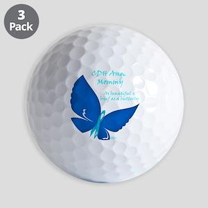 CDH Butterfly - Mommy Golf Balls