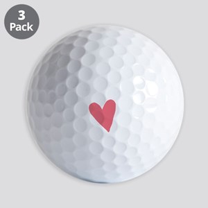 Cute First Time Mommy Golf Balls