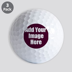 Add Your Image Here Golf Ball