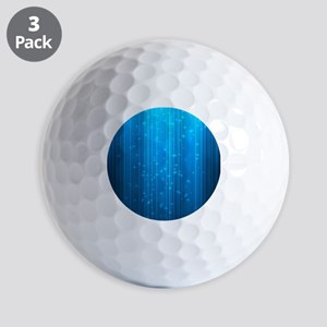 Magical Stars Golf Ball