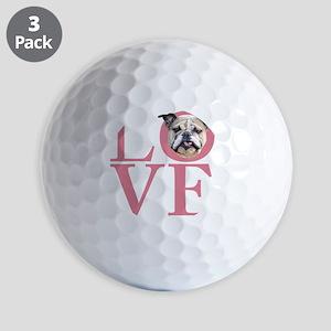 love2 Golf Balls