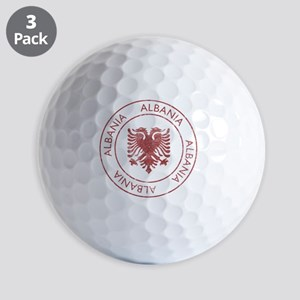 albania9 Golf Balls