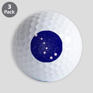 The Big Dipper Constellation Golf Balls