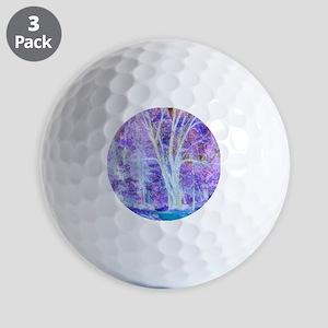 The Dancing Tree Golf Balls