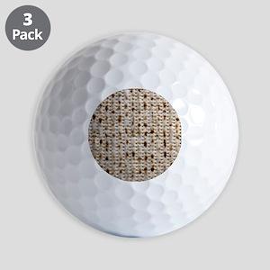 matzoh, thong, 2x Golf Balls