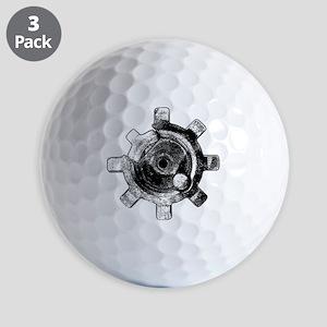 M16 Ejector Golf Balls