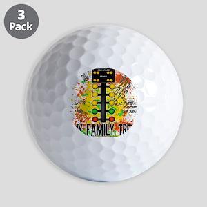 my family tree Golf Balls
