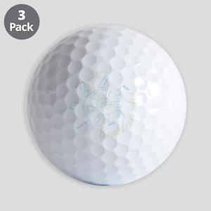 FutureTimeTraveler Golf Balls