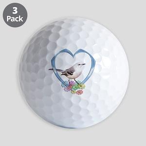 mockheart Golf Balls