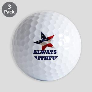 alwaysfaithful23 Golf Balls
