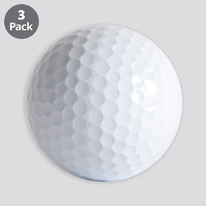 Creed-white Golf Balls