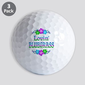 bluegrassl Golf Balls