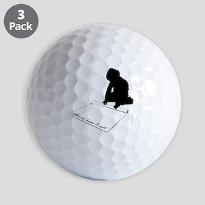 How-I-Roll-2011 Golf Balls