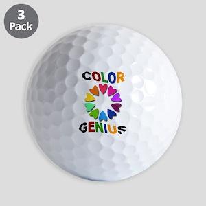 ColorG Golf Balls