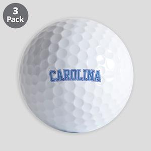 North Carolina - Jersey Golf Ball
