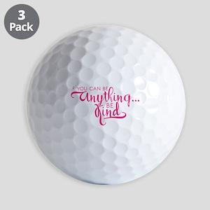 BE KIND Golf Ball
