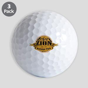 Zion Utah Golf Ball