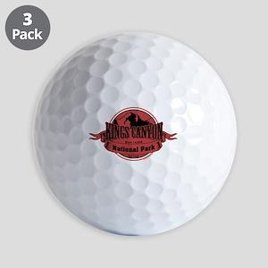 kings canyon 3 Golf Ball