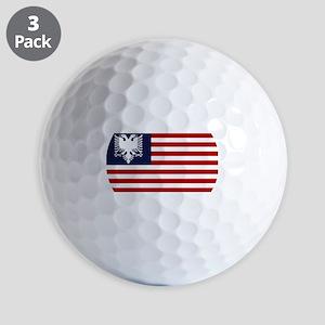 ALABAFORNIA Golf Balls
