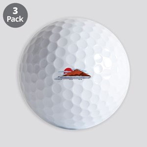 Bullett Train Golf Ball