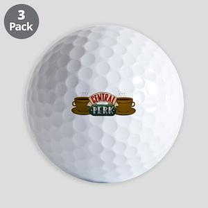 Friends Central Perk Golf Balls