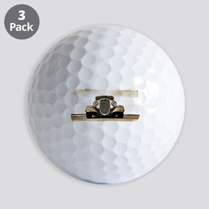 11933 Ford Coupe Golf Balls