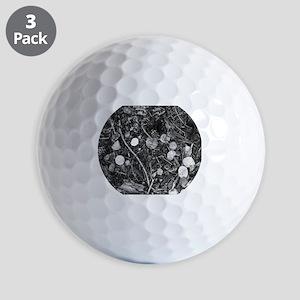 Litter crop for duvet Golf Balls