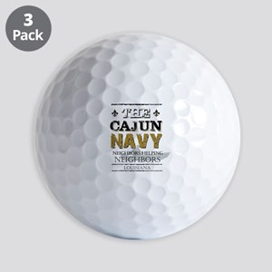 The Cajun Navy Neighbors Helping Neighb Golf Balls