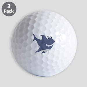 Shark Golf Ball