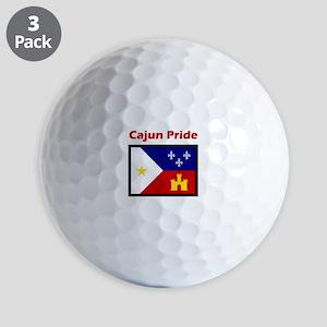 ACADIANA CAJUN PRIDE Golf Ball