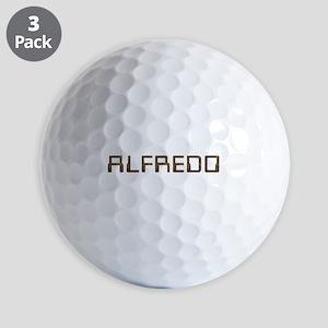 Alfredo Circuit Golf Balls