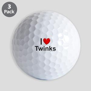 Twinks Golf Balls
