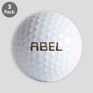 Abel Circuit Golf Balls