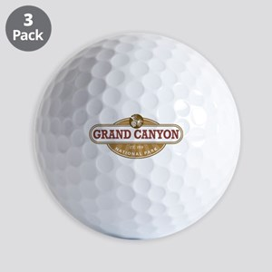 Grand Canyon National Park Golf Ball