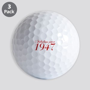 Fabulous since 1947-Cho Bod red2 300 Golf Ball