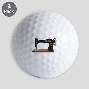 Sewing Machine 1 Golf Ball