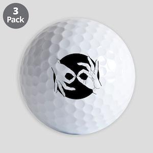 SL Interpreter 01-01 Golf Balls